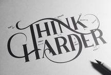 Typography: Hand