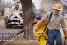 Celebrate a Lineworker video campaign / Video submissions for the Celebrate a Lineworker video campaign featuring public power electric utility lineworkers and highlighting their contributions. http://www.publicpower.org/rodeo