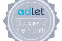 Adlet's Blogger of the Month