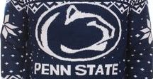 Blue and White Lifestyle / Everyday ways we showcase our Penn State pride