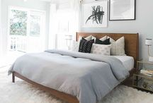 Beautiful Bedrooms / Inspiration for beautiful guest and master bedrooms