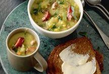Koek en Zopie / Recepten voor warme dranken om je handen aan te warmen en winterse tussendoortjes voor de stevige trek.