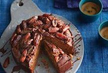 Geluksmomentjes / Lekkere chocolade, een zelfgebakken taartje en lekker eten met het hele gezin. Het zijn kleine dingen, maar grote blijmakers!