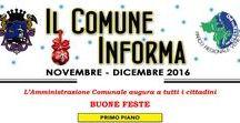 #IlComuneInforma 2016