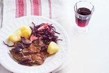 Aardappelen, groente & vlees / Heb je de basistechnieken als koken, braden, stoven en grillen onder de knie? Dan nu aan de slag met deze heerlijke recepten met aardappelen, groente en vlees!