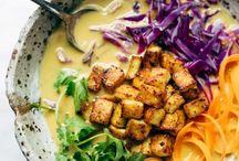 Soup Time / A selection of soup recipes