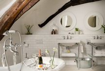 Bathroom Envy / Ideas for creating the perfect bathroom in your home
