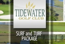 Myrtle Beach Golf Specials / Myrtle Beach golf specials and golf packages. Now available from the North Myrtle Beach Golf packages provider, Tidewater Golf Vacations at http://tidewatergolfvacations.com/myrtle-beach-golf-specials/ The very best golf specials and packages in North Myrtle Beach and Myrtle Beach. Your invited to call 843-420-1046 so we can make, customize and deliver your next Myrtle Beach Golf Vacation.
