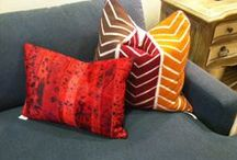 Pillows Galor! / Interior Design accents that inspire creativity and enhance your interior concept