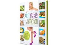 Get Naked In The Kitchen Cookbook / HEALTHY RECIPES that are proud to bare it all!   This cookbook will transform your relationship with food. Radical idea for a cookbook? Maybe.  A cookbook whose time has come? Definitely!  Whole food healthy recipes   #GetNakedInTheKitchen