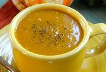 Soup recipes / Incredible soup ideas that are healthy and loaded with flavour.