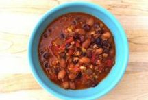Recipe ideas with beans!  / Looking for a new way to use beans? Check out these healthy recipes.