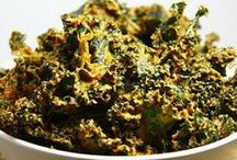 Recipe ideas with kale / Love eating kale but want some new ideas of what to put it in? Check out these great recipe ideas that all have kale in their ingredient list.
