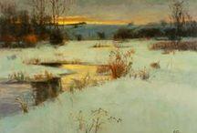 Landscapes  Paintings