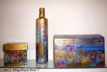 Obiecte decorative si handmade-----Boxes &  Handmade / Art by Gabriela Calinoiu----- www.originalhandmade.freewb.ro
