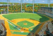 classic ballparks and stadiums / by al eckels