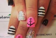 Nails Art / deferent desings of nails! <3
