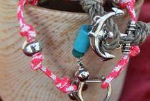 Gioielli e creazioni... / Realizzo braccialetti originali
