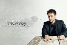 Cool Wallpapers / An entire folder dedicated to my other great passion; graphic design and my selection of wallpapers of my favourite actors, yep, I'm full of great ideas!!! =)