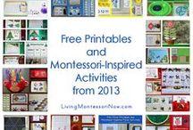 Montessori / Ideas and inspiration