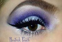 Hair & Makeup by Beatnik Peach / Hair & Makeup By Me!