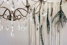 Yoho Boho Yarn Wall Hangings
