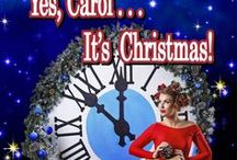"""Our Mom's New Novella / A Christmas book coming out in Summer 2017 """"Yes, Carol, It's Christmas!"""""""