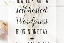 Blogging Tips / Blogging tips for beginners, wordpress, SEO and much more!