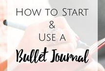 Bullet Journaling / How to start bullet journal