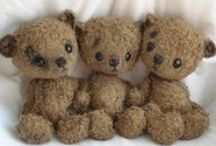 Teddy bears - ours - Orsi