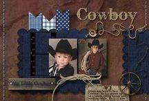 Western/Cowboy Layouts