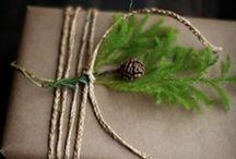 Envoltorios y decoraciones regalos