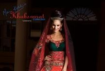 Khubsoorat Bridal Collection / Check out renowned designer Mani Kohli, of UK fashion brand Khubsoorat Collection, library of images of its elegant bridal collection.