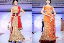 Khubsoorat Bridal Catwalk / All the pictures straight from the bridal catwalk