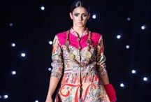 Khubsoorat Collection @ Asiana's Couture Catwalk 2014 / Contemporary, cutting-edge and creative couture, designer Mani Kohli of Khubsoorat Collection dazed the audience with her striking new online range at the Asiana Magazine Couture Catwalk 2014 in Birmingham.