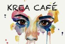 KREA Cafe / Krea Caféen er for dem der gerne vil lave noget kreativt i fællesskab med andre. Krea Caféen er for dem der gerne vil lave noget kreativt i fælleskab med andre. Vi mødes og hygger på tværs af uddannelserne og årgangene på TEKO. Andre er også velkommen. Deltagerne skal som udgangspunkt medbring egne projekter og Krea Caféen arrangerei en række spændende workshops. Dertil samarbejder Vi med TEKOs Studentervæksthus VIDEA og UddannelsesBy Herning.  https://www.facebook.com/kreacafe?fref=ts