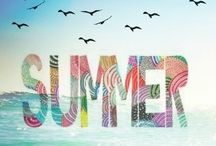 Summertime & the living is easy ♡ / Let us lay in the sun and count every beautiful thing we can see :)
