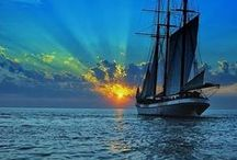 Моря и океаны / Wanderlust