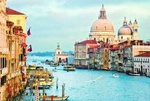 Venice, Italy: things to do / An insider's guide to your Venice tour, city's best attractions, things to do, including how to travel to one of the most beautiful cities in Italy.