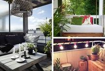 Ideas for my balcony at home