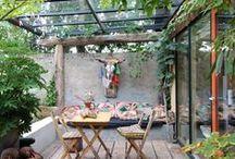 Balcon, Jardin, Terrasse