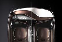 interior design / car design