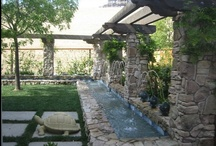 pools and water features / A variety of many pools , ponds, water features ~ many in the Atlanta area by Arnold Masonry and Concrete