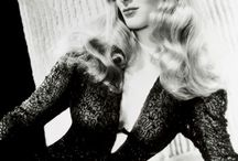 gorgeous film stars / by Delcina Brown