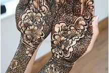 Henna/Mehendi Ideas / by Maahin Mahmood