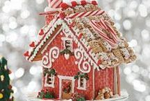 Gingerbread houses / by Marja Winckel