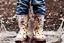 I love a rainy day