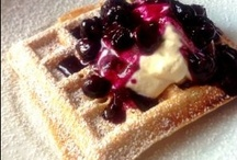 Waffle Recipes / by Best Waffle Makers