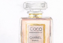 Whimsical Design / Beautiful sketches, illustrations and watercolors  / by All Things Pretty