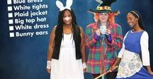 Goodwill® & Halloween / Halloween costumes, makeup and accessories inspiration!